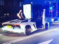 Lamborghini scheurt met waanzinnig hoge snelheid door Hengelo: bestuurder raakt rijbewijs kwijt