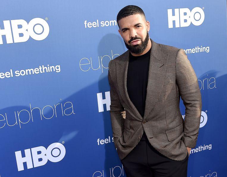 Drake. Beeld FilmMagic