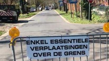 Essen, Kalmthout en Wuustwezel gaan ook over tot grensblokkades: camera's en nadarhekken aan overgangen