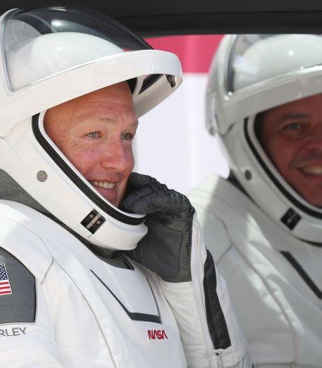 Weersomstandigheden goed voor landing SpaceX-astronauten