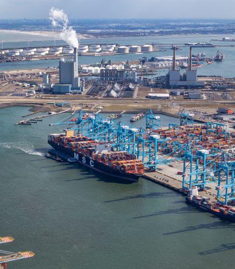 Rotterdamse haven veert op na coronatik: 'Maar nog geen volledig herstel van de pandemie'