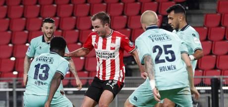 PSV op bezoek bij Willem II