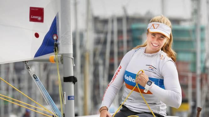 Maxime Jonker grijpt EK-zilver in Laser Radial dankzij winst in medalrace