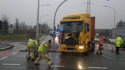 Zware verkeershinder op R4 na ongeval