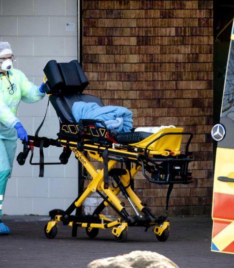 Aantal coronapatiënten in Brabantse ziekenhuizen stijgt in een week flink: 'Waakzaamheid is geboden'