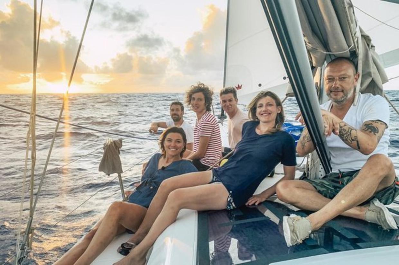 'Over de oceaan' Beeld Play
