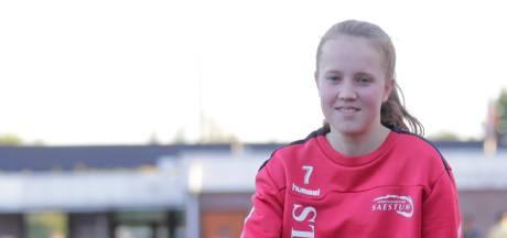 Amersfoortse Minke Plate (19) naar België voor studie én voetbal in de hoogste vrouwencompetitie