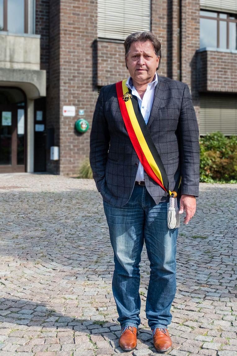 Michel Baert, burgemeester Boortmeerbeek