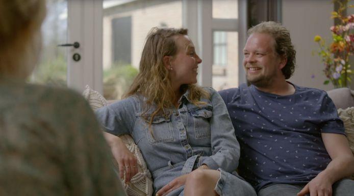 Boer Jan en Nienke.