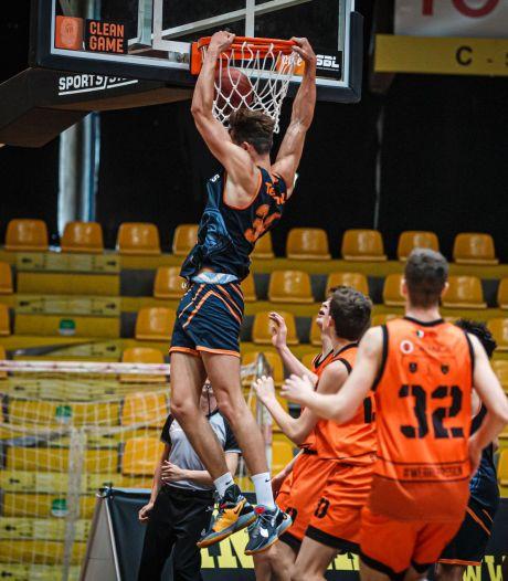 Basketballer uit Vlissingen wil via Marathon, Orange Lions en Feyenoord naar de Europese top