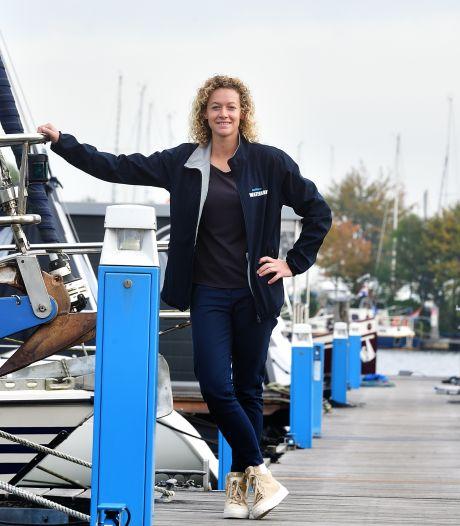Eerste seizoen nieuwe havenmeester Dinteloord een succes: 'Aantal ligplaatsen meer dan verdubbeld'
