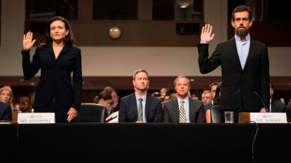 Bazen Twitter en Facebook getuigen over Russische inmenging voor Amerikaanse senaat