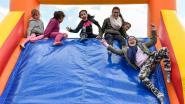 Kinderen genieten van reuzeleuke Buitenspeeldag
