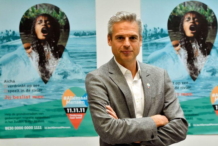 Bogdan Vanden Berghe verlaat 11.11.11 en gaat op de federale lijst van Groen staan in Antwerpen.