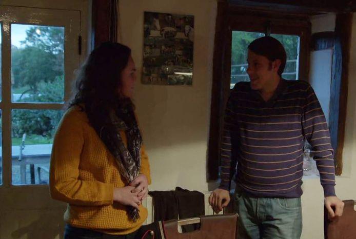 Pia en Herman nemen afscheid