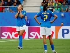 Mondial féminin: le Brésil laisse filer la victoire contre l'Australie