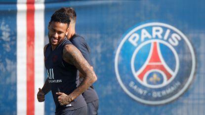 """Zou Neymar dan tóch blijven bij PSG? """"Er is geen oorlog meer"""""""