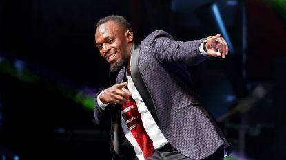 Usain Bolt en vriendin verwachten een meisje