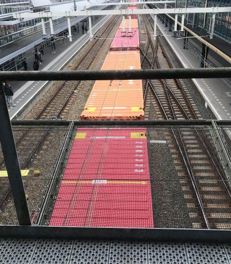 Nieuw trillingsonderzoek op het spoor, want langzamer rijden helpt niet