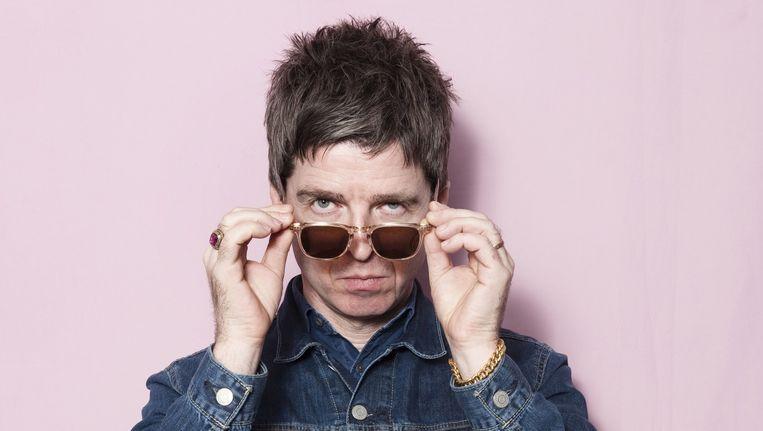 Noel Gallagher, muzikant Beeld Els Zw