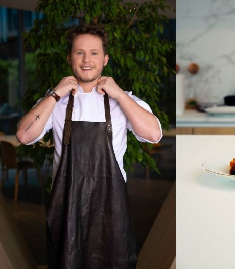 """Mathieu de Top Chef partage sa recette gourmande du """"bodding"""", le dessert de son enfance"""