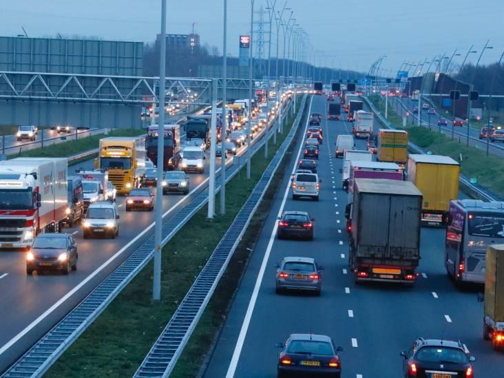 File op A2 van Rosmalen naar Waardenburg door ongeluk, weg weer vrij