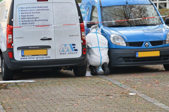 Onderzoek steekpartij Breda in volle gang.