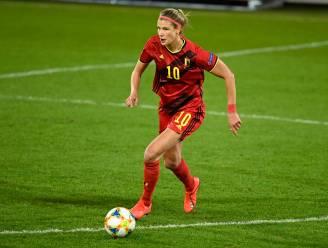 """Red Flame Justine Vanhaevermaet (28): """"Ik zou me geen laatbloeier noemen, maar er is wel nog veel progressie"""""""