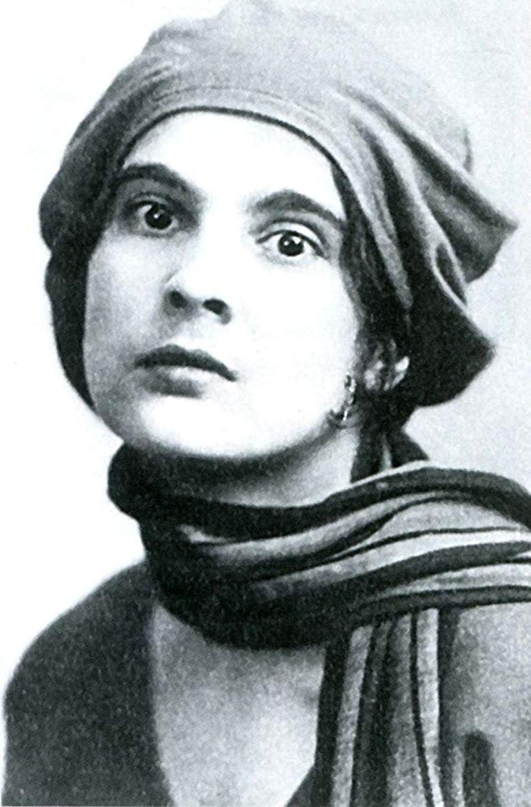 De Russische regisseur Joelia Solnsteva. Beeld