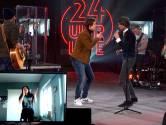 Clouseau en Niels Destadsbader sluiten '24 UUR LIVE' af met 'En Dans'