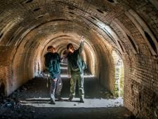 Vleermuizen voelen zich thuis in oude steenfabriek Fortmond