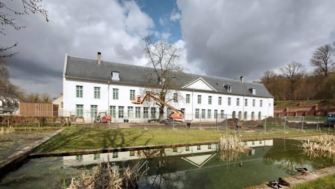 IN BEELD. Beschermde priorwoning van Rood Klooster krijgt na twintig jaar nieuw leven ingeblazen