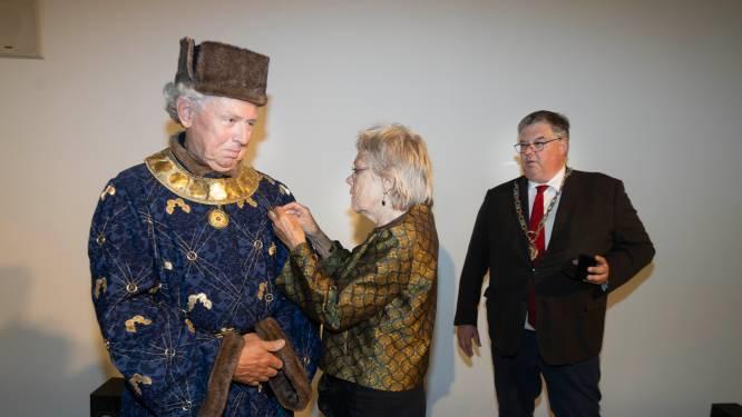 Zilveren Waalbrugspeld voor duizendpoot Henk van der Zand