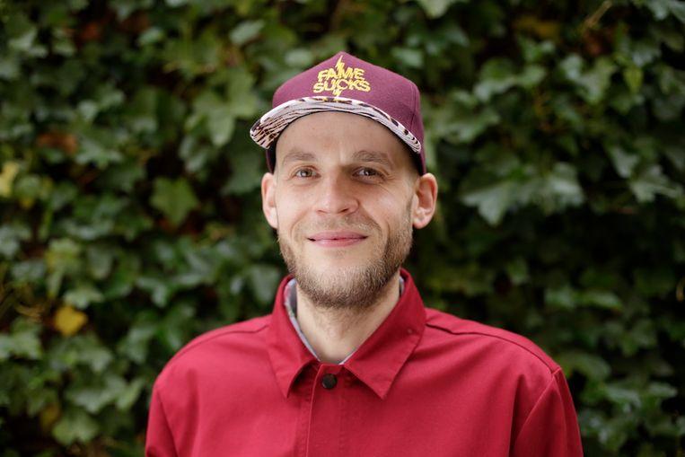 Mark Jenkins (39). Beeld