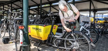 Meer deelvervoer in Helmond: bakfietsen en elektrische auto's te huur op station Brandevoort