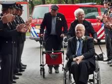 Zestig jaar bij de brandweer: Vertrouwen en vriendschap helpen bij branden blussen