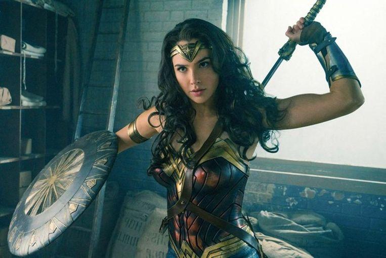 'Wonder Woman' is een film van Warner Beeld Photo News