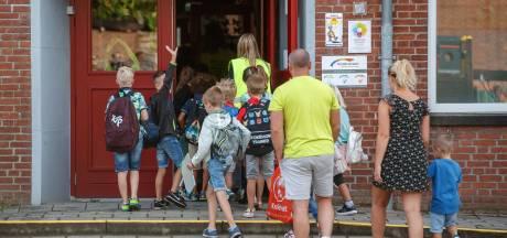 Basisschool de Rietvest in Klundert maandag weer open