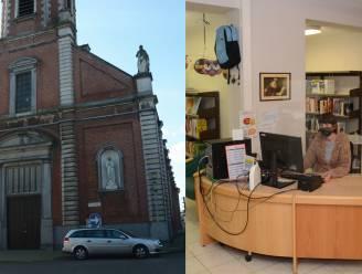 """Bibliotheek verhuist naar kerk: """"Maar erediensten kunnen nog steeds plaatsvinden"""""""