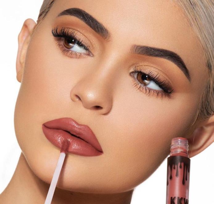 10 Best Kylie Jenner Logo Images On Pinterest: Zo Werd Kylie Jenner (21) Dankzij Haar Lippen De Jongste