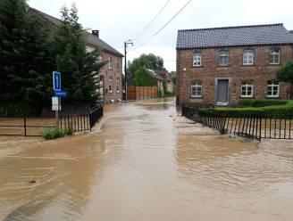 Zware regenval doet Gete uit oevers treden : pompen of verzuipen op meerdere plaatsen in het Hageland