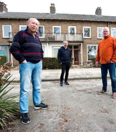 Bewoners doen uiterste poging om sloop woningen te voorkomen: 'Een fraai stukje Utrecht wordt vernield'