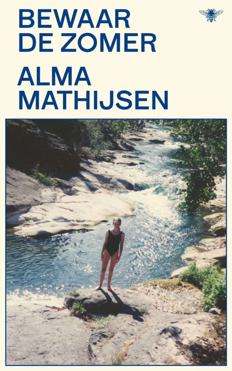 Alma Mathijsen - Bewaar de zomer Beeld Humo