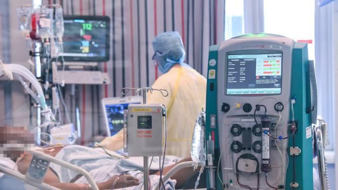 Contaminations, hospitalisations, décès: tout augmente