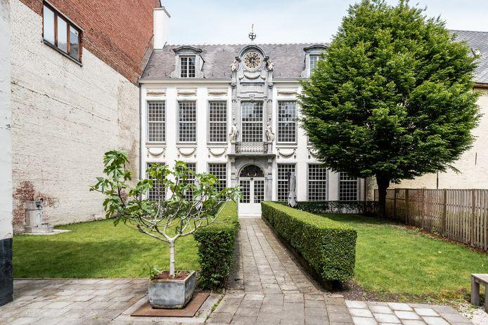De meeste publieksstemmen gingen naar De Hofkamer van huis Den Wolsack aan de Oude Beurs 27.