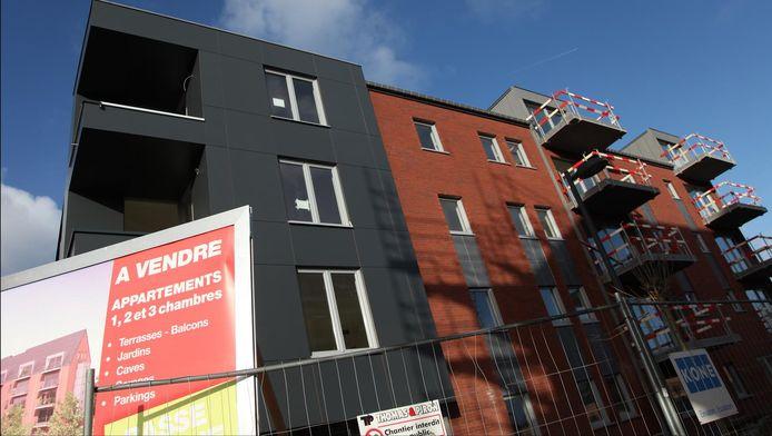 Le prix moyen d'un appartement dans la province s'est établi en 2017 à 240.624 euros. (illustration)