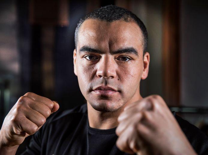 Kickbokser 'Tank' Tarik Khbabez
