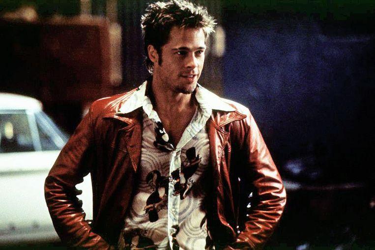 Brad Pitt in 'Fight Club'. Beeld 20TH CENTURY FOX