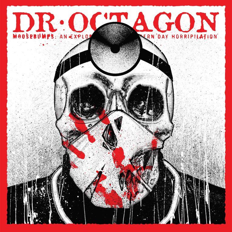 Dr. Octagon is gestoorde, donkere shit voor de freaks en weirdo's onder u. Beeld rv