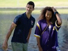 """Novak Djokovic défend à son tour Naomi Osaka: """"Elle est très courageuse et je la soutiens"""""""